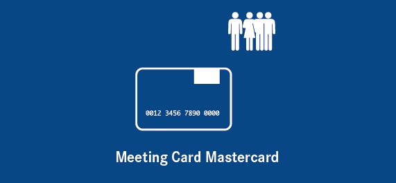 AirPlus Meeting Card