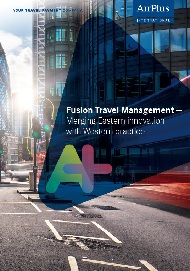 Preview image AirPlus Whitepaper Fusion Travel Management