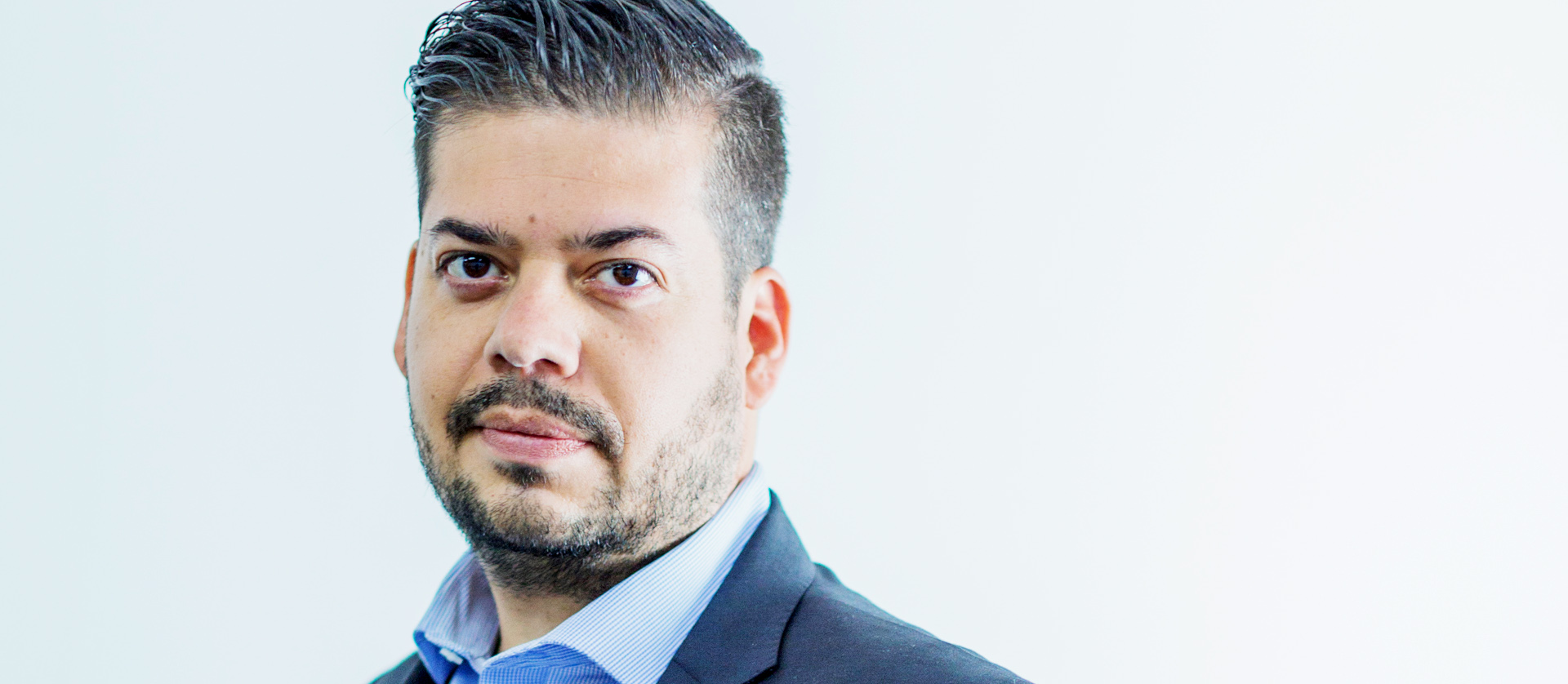 Carlos Gútierrez Portrait