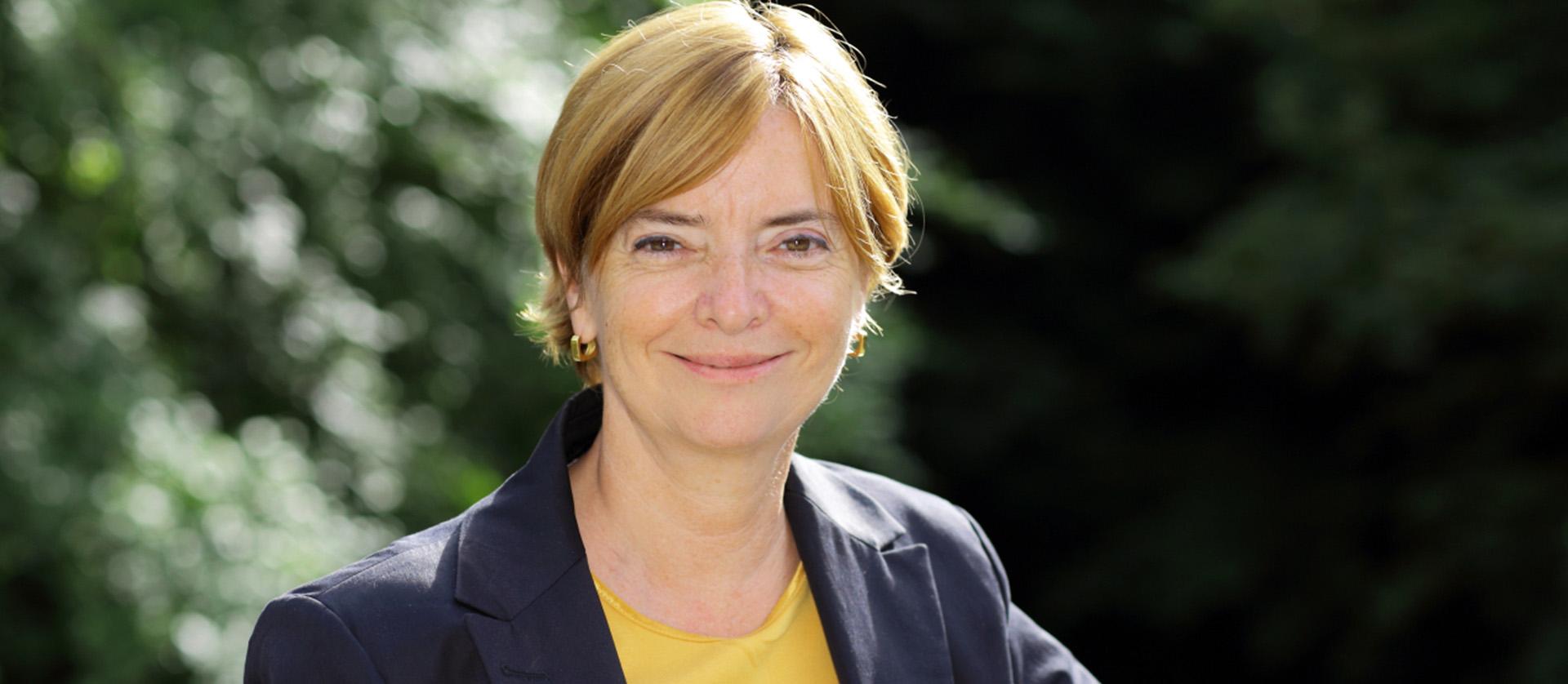 Diane Laschet Portrait