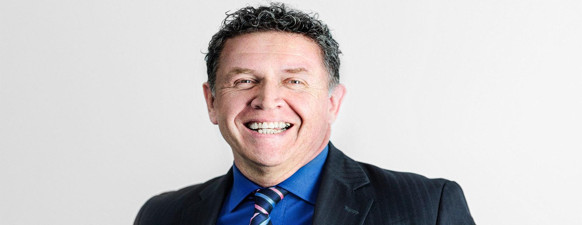 Mauricio Pesquera Portrait
