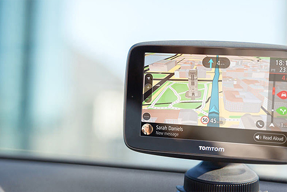 TomTom gps systeem
