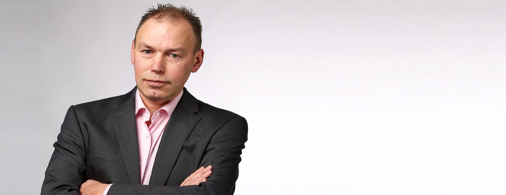Jan Achterveld from VodafoneZiggo
