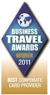 Business Travel Awards 2011