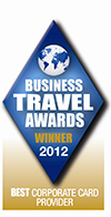 Business Travel Awards 2012