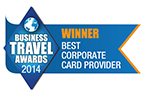 Business Travel Awards 2014