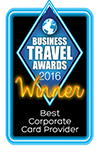 Business Travel Awards 2016