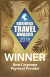 Business Travel Awards 2018