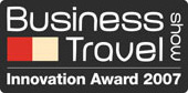 Business Travel Show Innovation Award 2007