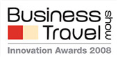 Business Travel Show Innovation Award 2008
