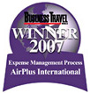 Business Travel World Award 2007