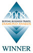 Buying Business Travel Diamond Award 2008