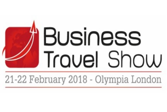 business travel show registration page